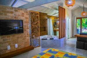 Hotel Marinas, Отели  Тибау-ду-Сул - big - 16