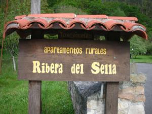 Ribera del Sella, Ferienwohnungen  Cangas de Onís - big - 27