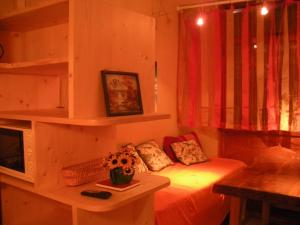Studio Saint Lary Soulan, Apartmány  Saint-Lary-Soulan - big - 8