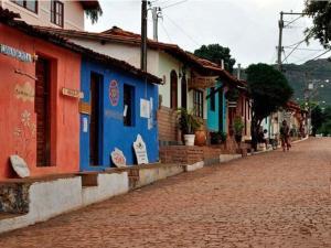 Casinha da Mata, Dovolenkové domy  Palmeiras - big - 12