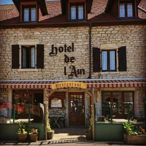 hotel de l'ain