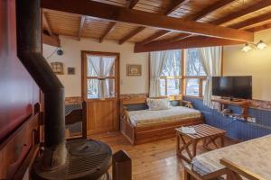 One-Bedroom Duplex Bungalow