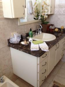 Guesthouse para casal, Bed and breakfasts  Santos - big - 4