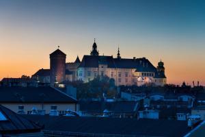 Privilege Suites, Апарт-отели  Краков - big - 22