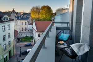 Privilege Suites, Апарт-отели  Краков - big - 26