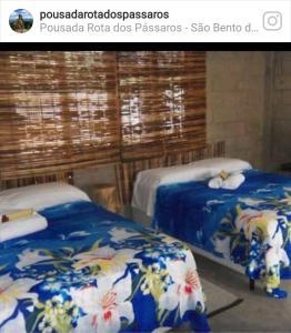 Pousada Rota dos Pássaros, Penzióny  São Bento do Sapucaí - big - 22