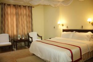 New Safari Hotel, Penziony – hostince  Arusha - big - 17