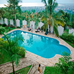 Best Outlook Hotel, Отели  Bujumbura - big - 57