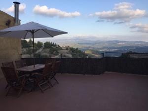 Montserrat La Calsina, Country houses  Monistrol - big - 3