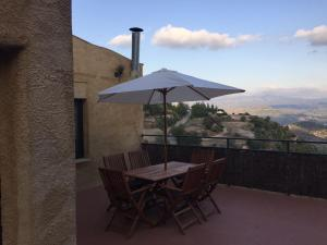 Montserrat La Calsina, Country houses  Monistrol - big - 15