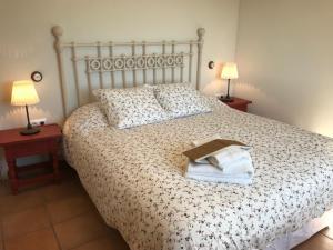Montserrat La Calsina, Country houses  Monistrol - big - 13