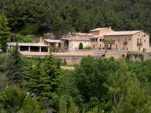 Montserrat La Calsina, Country houses  Monistrol - big - 7