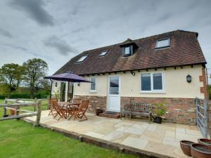 Old Farm Barn, Holiday homes  Herstmonceux - big - 20