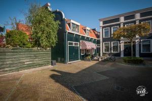 شقة الطابق العلوي زانهوف لاكشرس أمستردام زانسي شانس