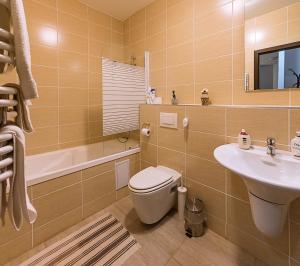 Tampa Gardens - Mountain View Apartment, Ferienwohnungen  Braşov - big - 8