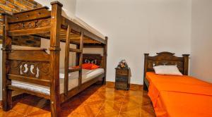 Hostal Casa Maranatha, Hostely  Socorro - big - 2