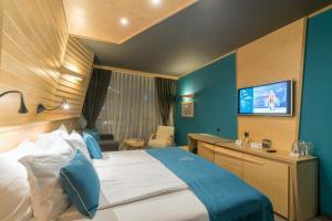 Hotel Arte SPA & Park, Hotels  Velingrad - big - 29
