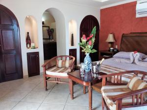Villa Pelicano, Bed and breakfasts  Las Tablas - big - 7