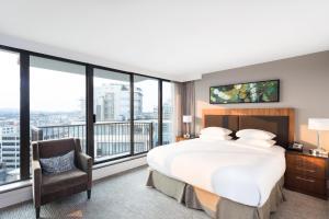 DoubleTree by Hilton Hotel & Suites Victoria, Hotels  Victoria - big - 11