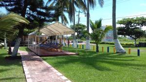 Hotel y Balneario Playa San Pablo, Отели  Monte Gordo - big - 121