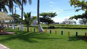 Hotel y Balneario Playa San Pablo, Отели  Monte Gordo - big - 123