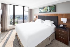 DoubleTree by Hilton Hotel & Suites Victoria, Hotels  Victoria - big - 28
