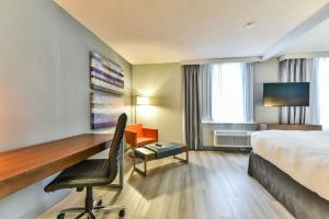 Radisson Suites Hotel Toronto Airport, Szállodák  Toronto - big - 9