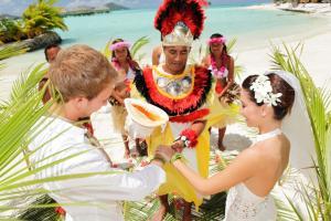Bora Bora Pearl Beach Resort & Spa, Resorts  Bora Bora - big - 67