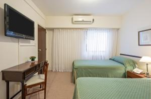 Hotel Iruña, Hotely  Mar del Plata - big - 2