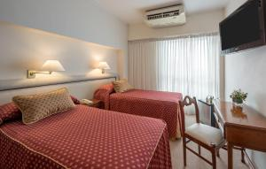 Hotel Iruña, Hotely  Mar del Plata - big - 7