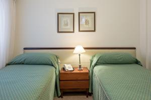 Hotel Iruña, Hotely  Mar del Plata - big - 4