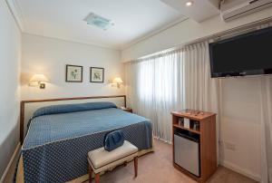 Hotel Iruña, Hotely  Mar del Plata - big - 99