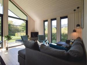 Four-Bedroom Holiday Home in Farevejle, Nyaralók  Fårevejle - big - 8