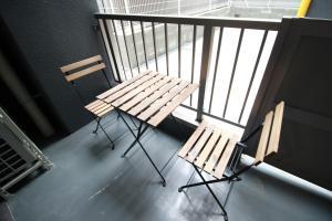 Exe Osaka-Jo Minami, Apartmány  Ósaka - big - 5