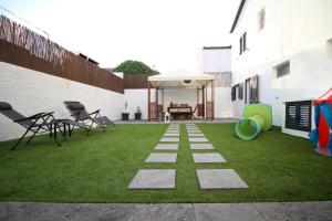 pdl house garden, Holiday homes  Ponta Delgada - big - 13