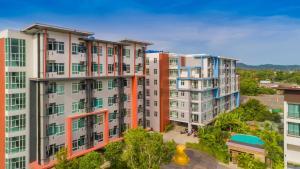 The Bell Condo Mountain view, Appartamenti  Chalong  - big - 15