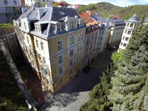 Apartment Moravská, Apartments  Karlovy Vary - big - 12