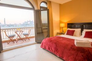 Short Booking - Sunset Albergo, Frond F, Palm Jumeirah