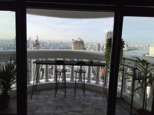 Forty Seven view by Pattiya, Appartamenti  Bangkok - big - 34