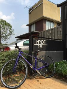 HYDE198 Homeresort, Resorts  Mu Si - big - 36