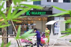 Goldmark City For Travelers, Apartments  Hanoi - big - 10