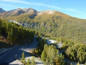 Apartment Orr des neiges, Apartments  Les Orres - big - 5