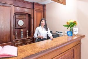 Mariot Medical Center Hotel, Hotels  Truskavets - big - 19