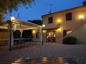 Agriturismo Acquarello, Venkovské domy  Lapedona - big - 32