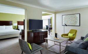 Manchester Airport Marriott Hotel, Hotels  Hale - big - 5