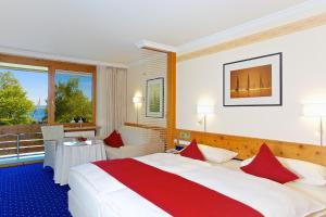 Yachthotel Chiemsee, Hotely  Prien am Chiemsee - big - 30