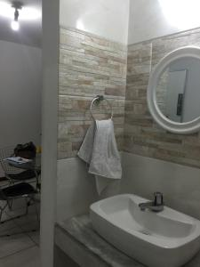 Duplex Rio vermelho frente mae piscina privativa, Appartamenti  Salvador - big - 14