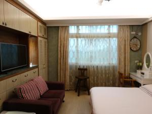 Hualien Casa de Dafne B&B, Bed & Breakfasts  Jian - big - 46