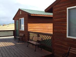 Wild Skies Cabin Rentals in Craig, CO
