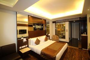 Hotel Golden Grand, Hotels  New Delhi - big - 12